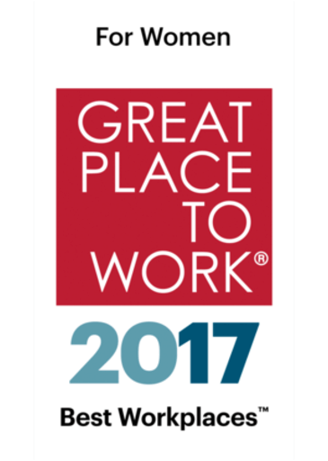 Great Place To Work 2017 Women